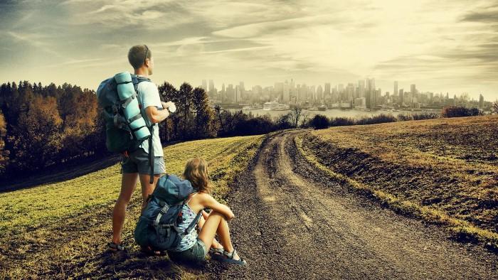 5 преимуществ, которые дают путешествия