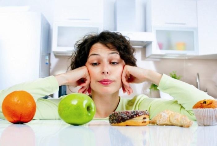 Как подавить аппетит?