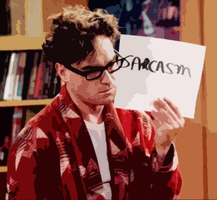 Как научиться сарказму: 5 советов