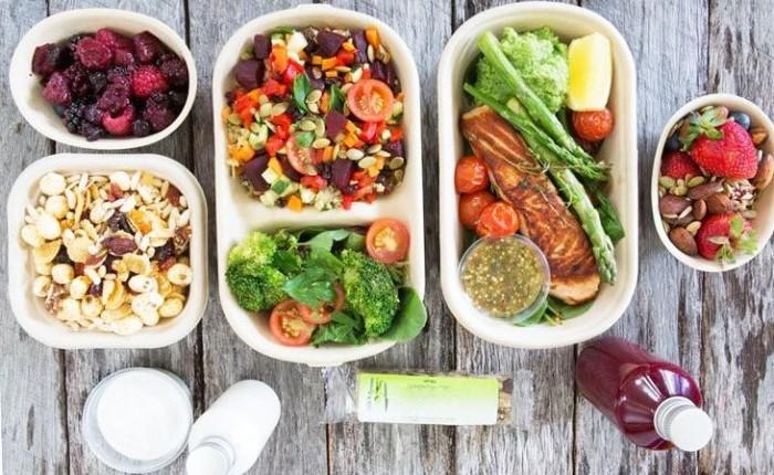 Рацион правильного питания для похудения